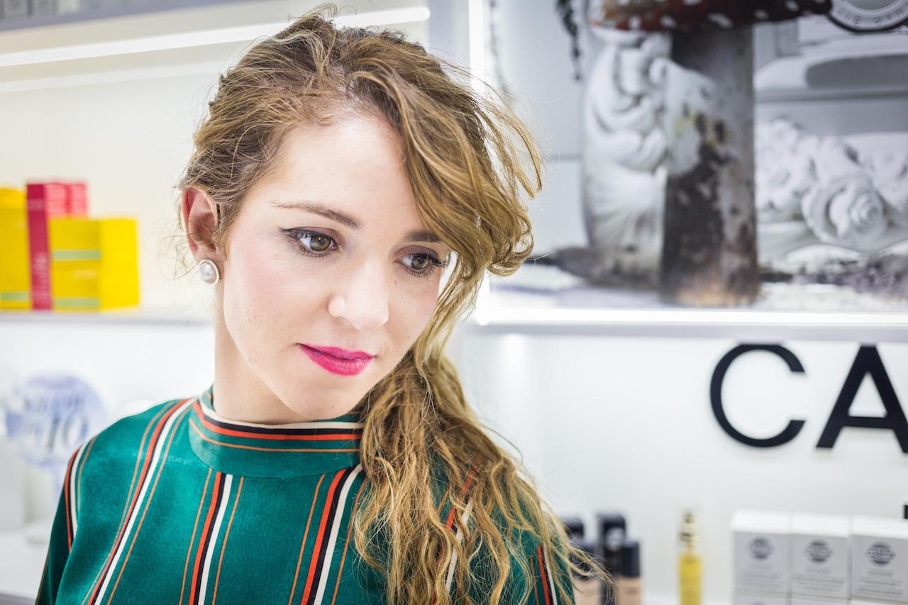 Esther Alcolea | Depilación láser Albacete