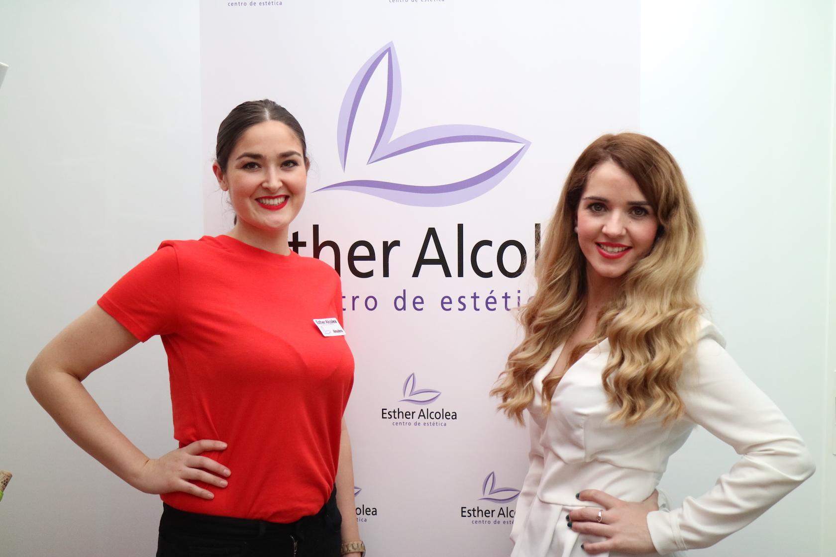 Esther Alcolea | Máxima profesionalidad