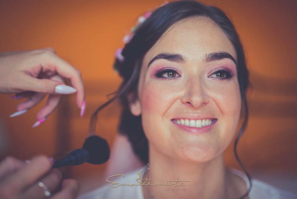 maquillaje para bodas en Albacete