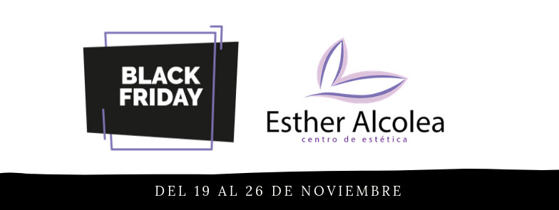 Black Friday Esther Alcolea