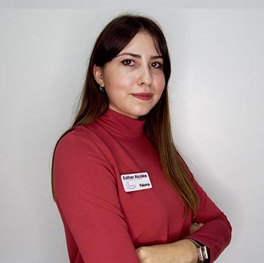 Equipo de Trabajo Centro de Estética Esther Alcolea