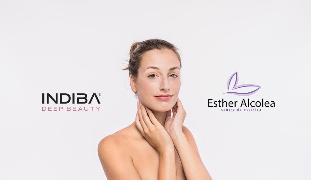 Indiba Deep Beauty Facial Albacete | Esther Alcolea Centro de Estética