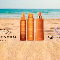 Adaptasun de Institut Esthederm: los mejores protectores solares para tu piel en verano