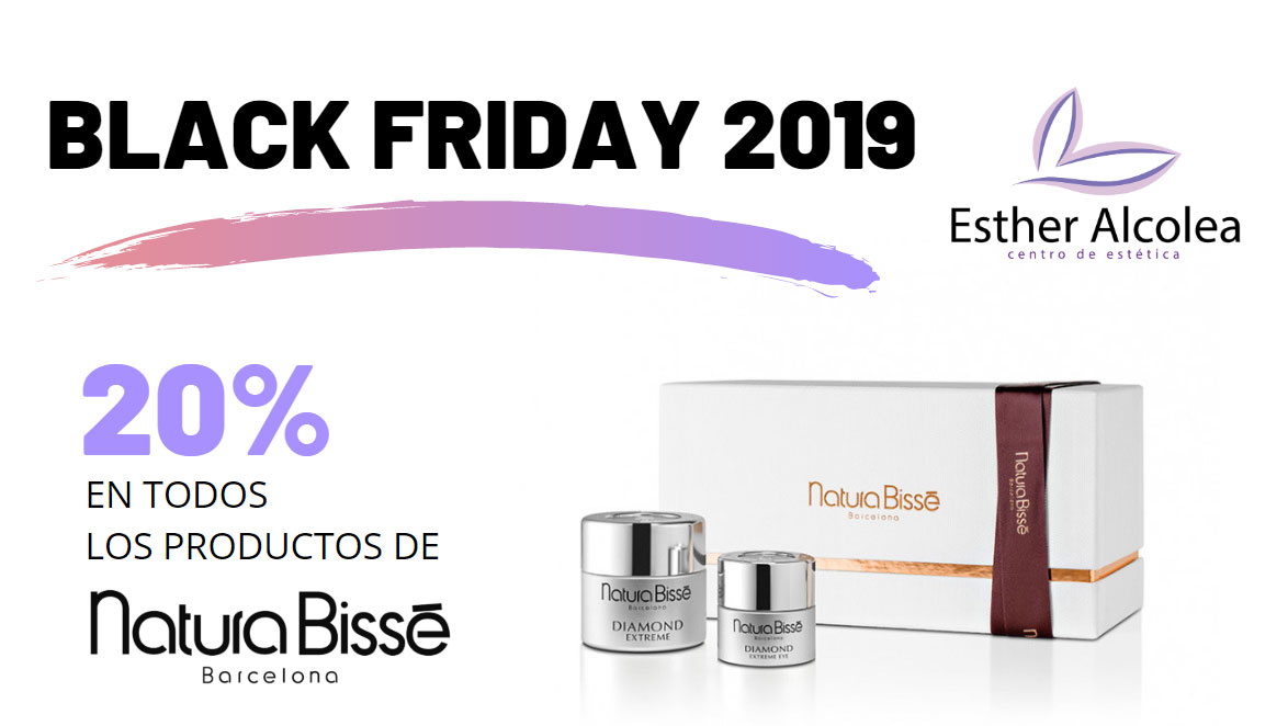 Black Friday Natura Bissé | Línea Diamond Collection