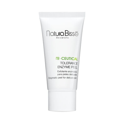 Tolerance Enzyme Peel de Natura Bissé | Esther Alcolea